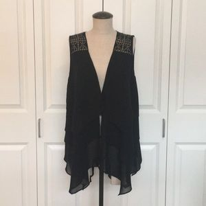 Studded Cover-Up